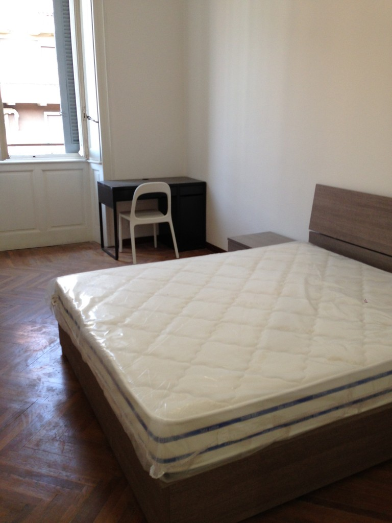 Bedroom 2 - Double Bed With Desk and TV