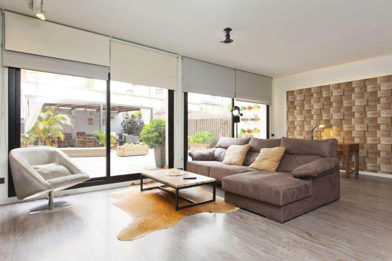 1-pokojowe mieszkanie do wynajęcia w Esquerra Eixample, Barcelona