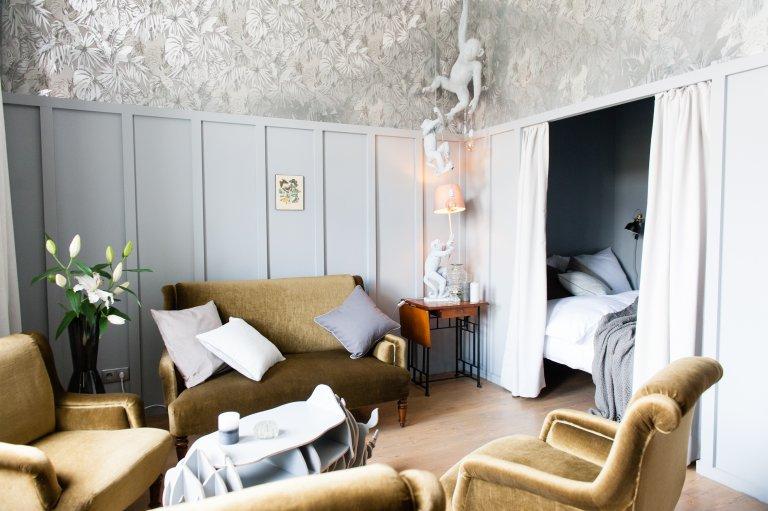 Elegant 1-bedroom apartment for rent in Leopoldstadt