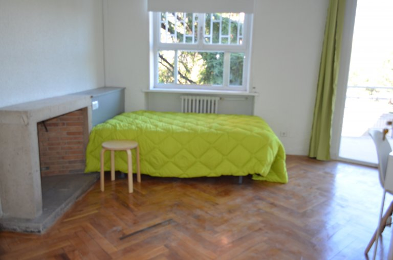 Room for rent in apartment in Puerta del Ángel, Madrid