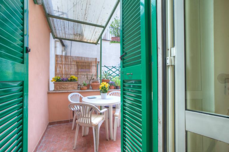 Élégant appartement 1 chambre à louer à Centro Storico, Rome