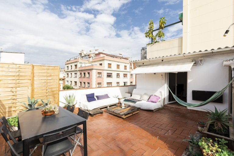 1-bedroom apartment for rent in Eixample, Barcelona