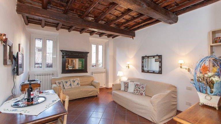 Trastevere, Roma'da kiralık daire