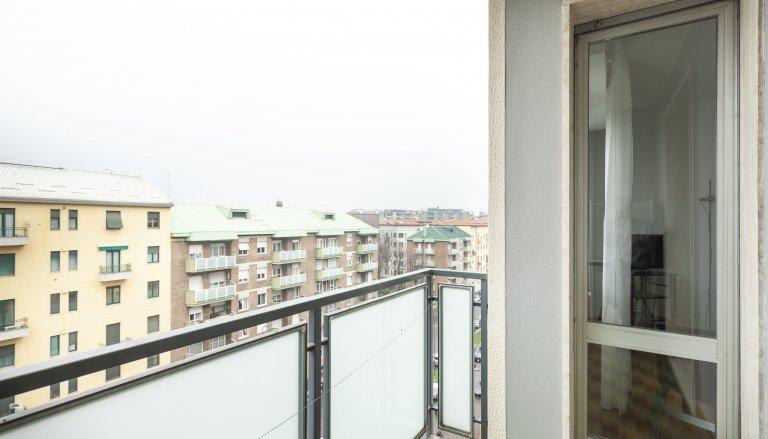 Apartamento de 2 habitaciones en alquiler en Forze Armate, Milán