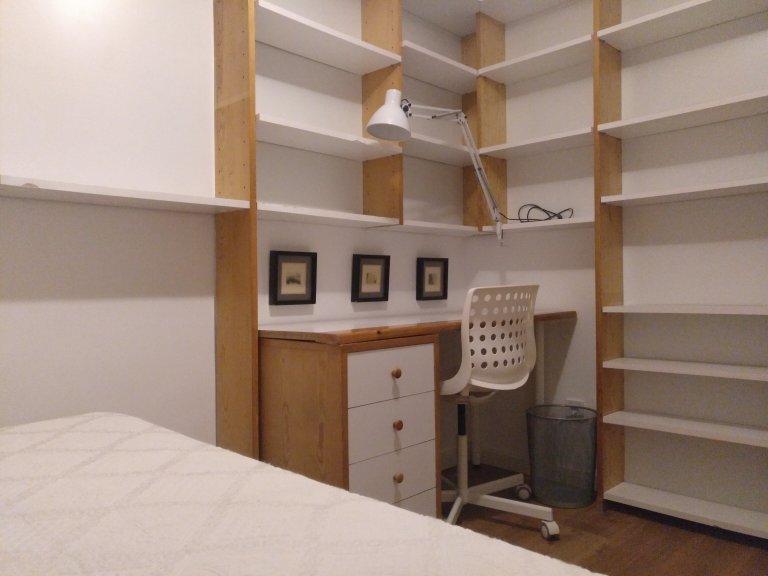 Chambre en colocation à Madrid