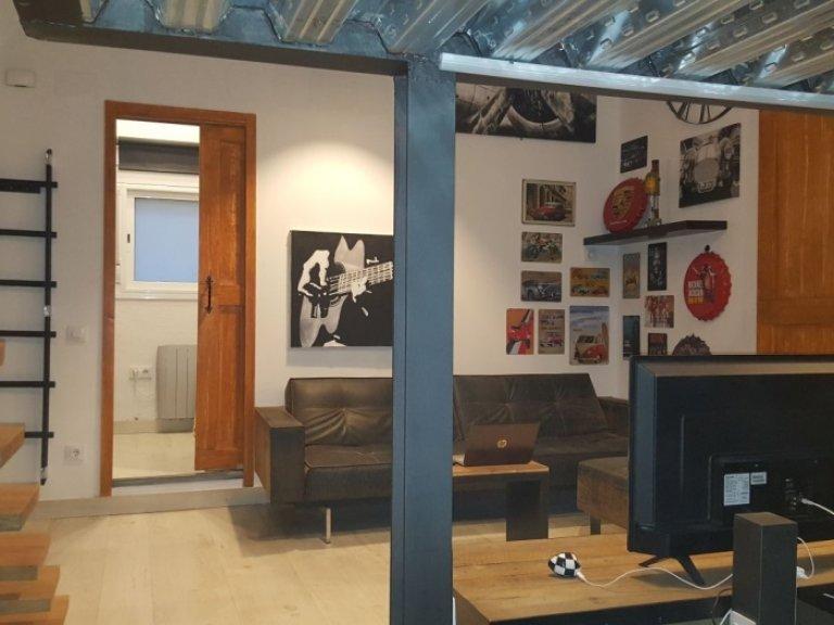 1-pokojowe mieszkanie do wynajęcia w Horta-Guinardó, Barcelona