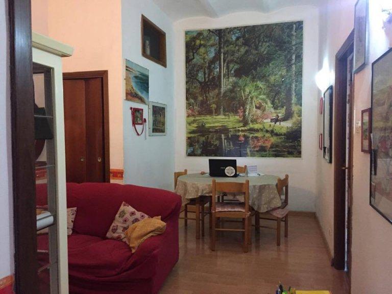 Quarto para alugar em apartamento de 1 quarto em San Lorenzo, Roma