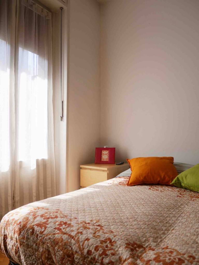 Bedroom 1 twin two single beds