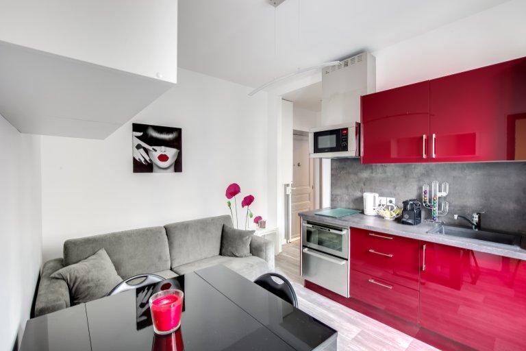 Appartement 2 chambres à louer à Bologne-Billancourt, Paris