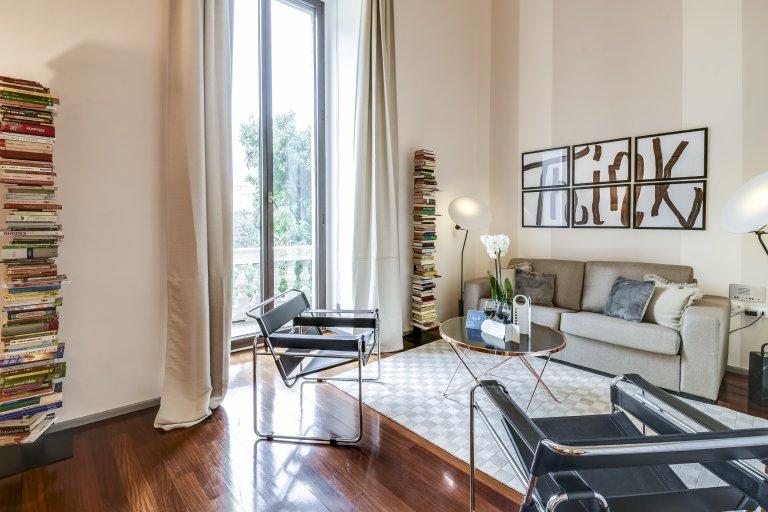 1-Zimmer-Wohnung zur Miete in der Altstadt, Mailand