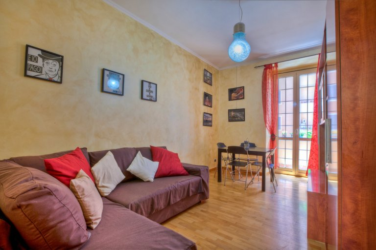 Nice 1-bedroom apartment for rent in San Giovanni