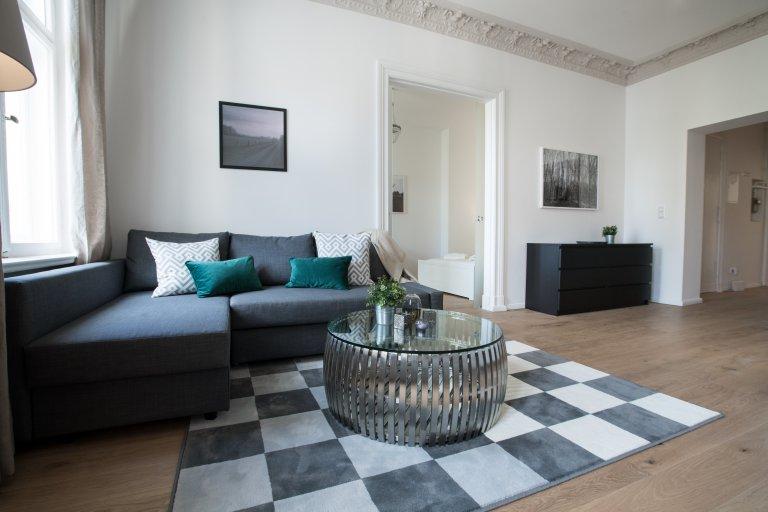 2-pokojowe mieszkanie do wynajęcia w Schöneberg, Berlin
