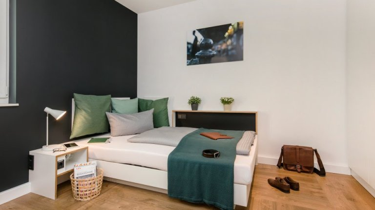Stylish studio apartment for rent in Favoriten