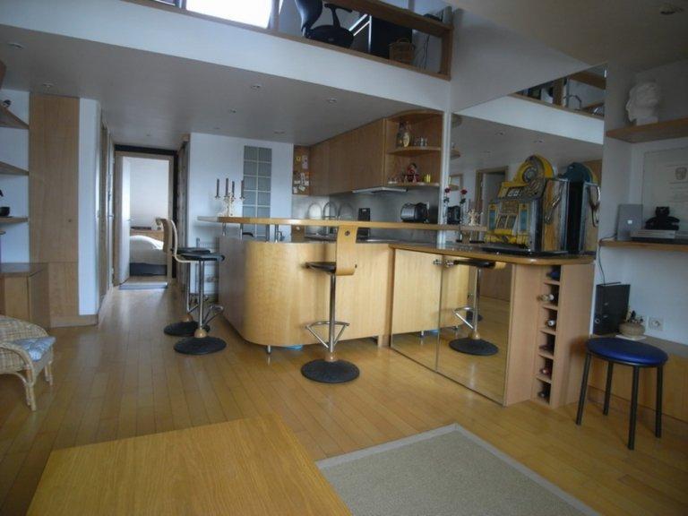 2-pokojowe mieszkanie do wynajęcia w 11. dzielnicy Paryża