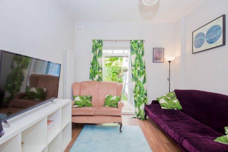 1-pokojowe mieszkanie do wynajęcia w Kensal Green w Londynie