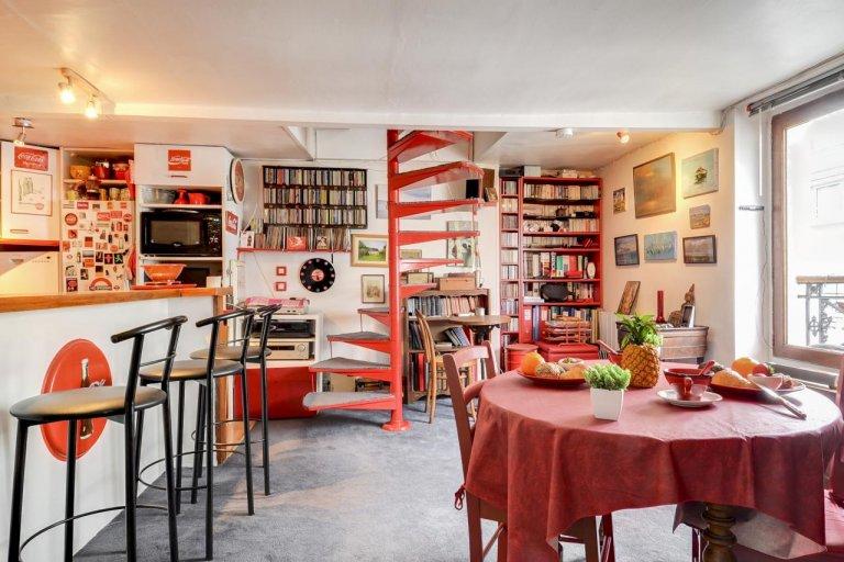 Appartement 1 chambre branché à louer dans le 11e arrondissement