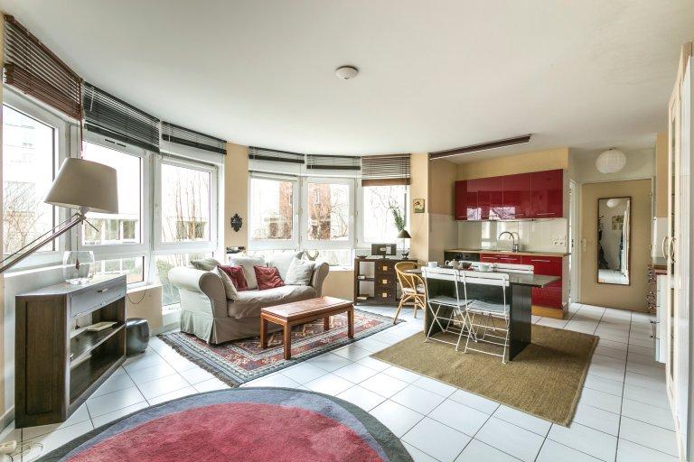 Studio appartement à louer dans le 11ème arrondissement, Paris