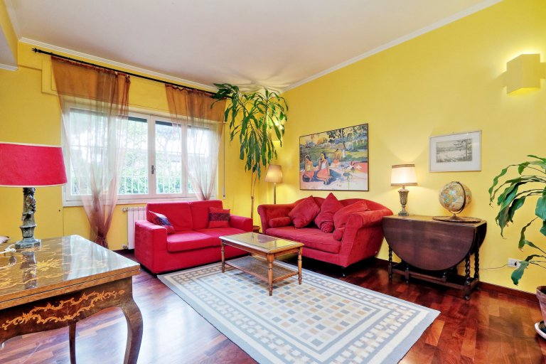 2-bedroom apartment for rent in EUR, Rome