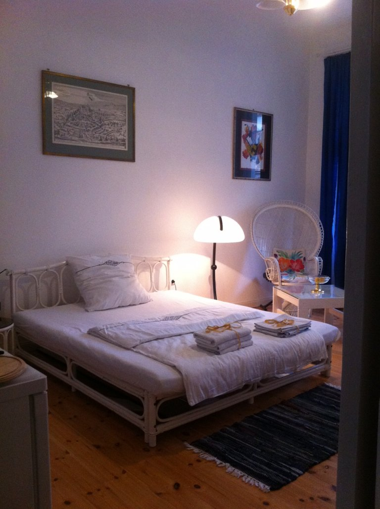 Sunny room for rent in Charlottenburg, Berlin