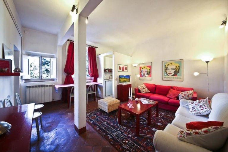 1-bedroom apartment in San Ambrogio D'Azeglio, Florence