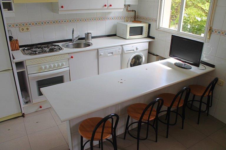 Appartement de 4 chambres à louer à Lavapiés, Madrid
