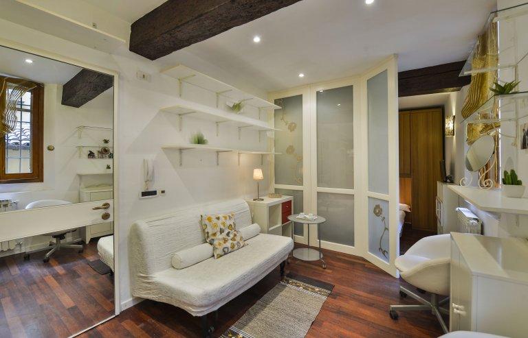 Cosy 1-bedroom apartment in Costa Saragozza, Bologna