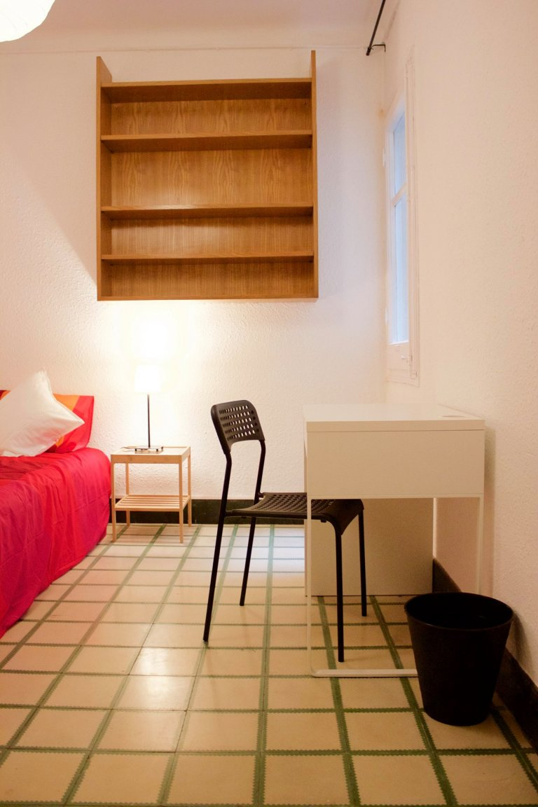 pisos alquiler 8 habitaciones barcelona