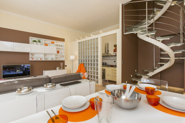 Duże 3-pokojowe mieszkanie do wynajęcia w Buenos Aires-Venezia