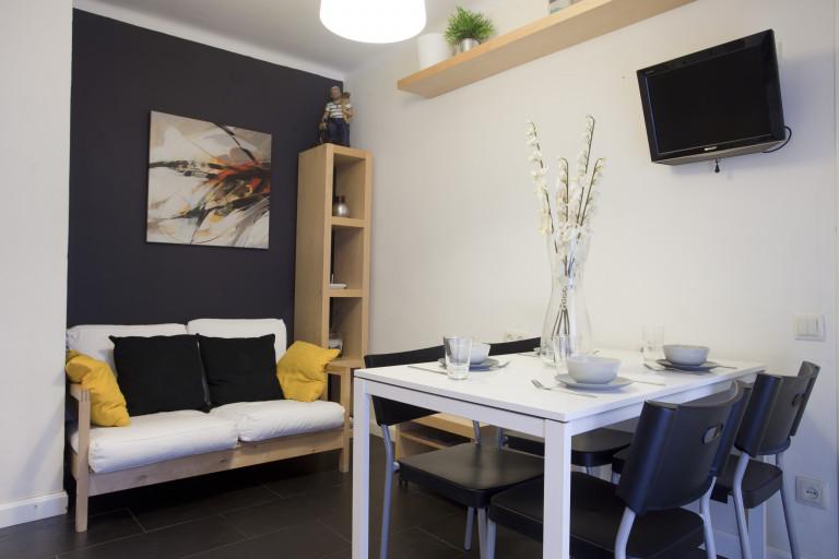2-pokojowe mieszkanie do wynajęcia w Barceloneta, Barcelona