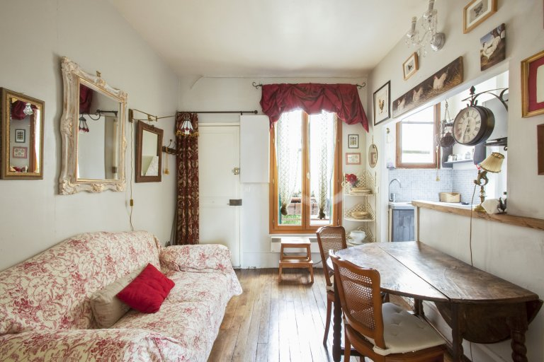 Charmant appartement 1 chambre à louer dans le 14ème arrondissement