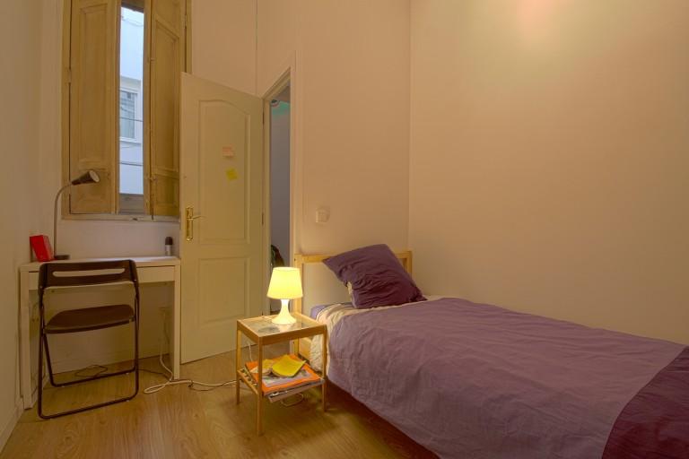 Bedroom 12 -Single bed, interior