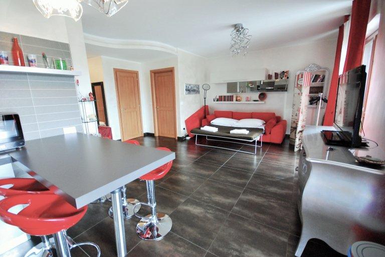 Studio apartment for rent in San Donato, Turin