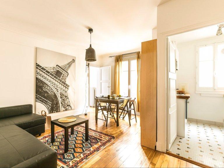 Charmant appartement 1 chambre à louer dans le 5ème arrondissement