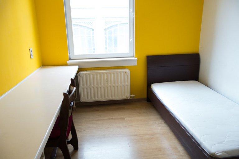 Habitación en residencia con facturas incluidas, Schaerbeek, Bruselas