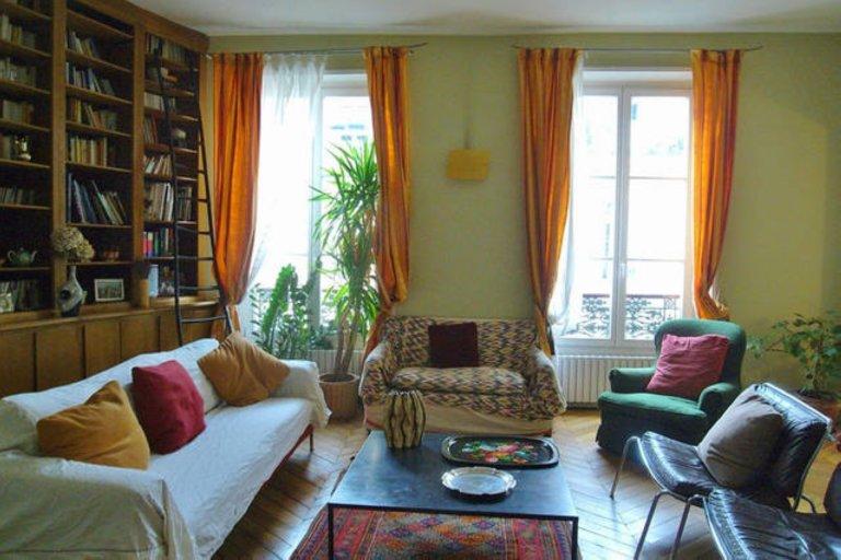 3-pokojowe mieszkanie do wynajęcia w Paryżu 3