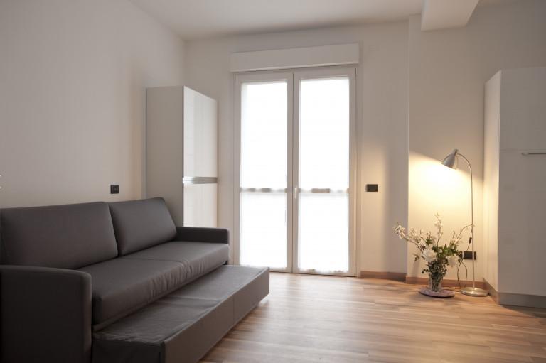 Moderno monolocale in affitto a Bovisa, Milano