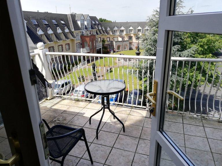 Quarto em apartamento compartilhado no Condado de Dublin
