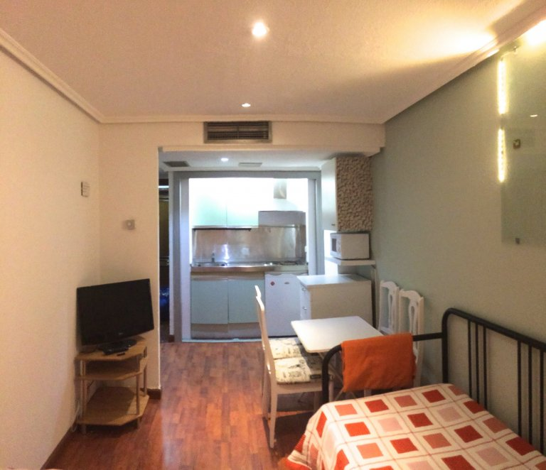 1-bedroom apartment for rent in Tetuán, Madrid