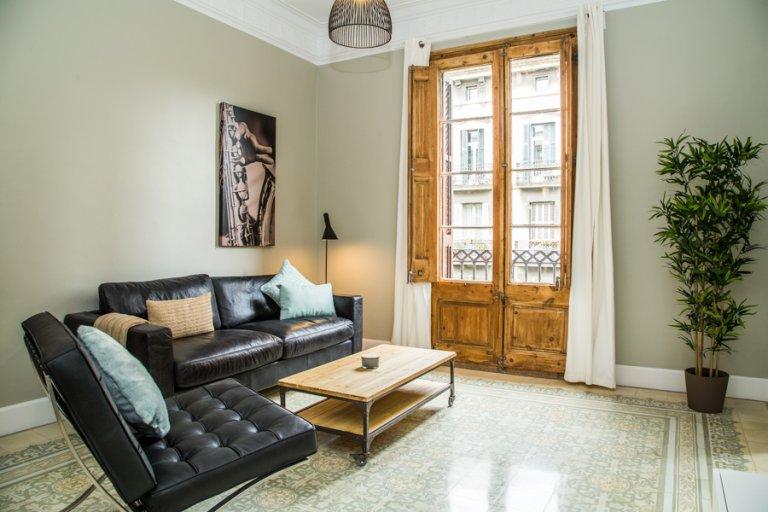 2-pokojowe mieszkanie w L'Esquerra de l'Eixample, Barcelona