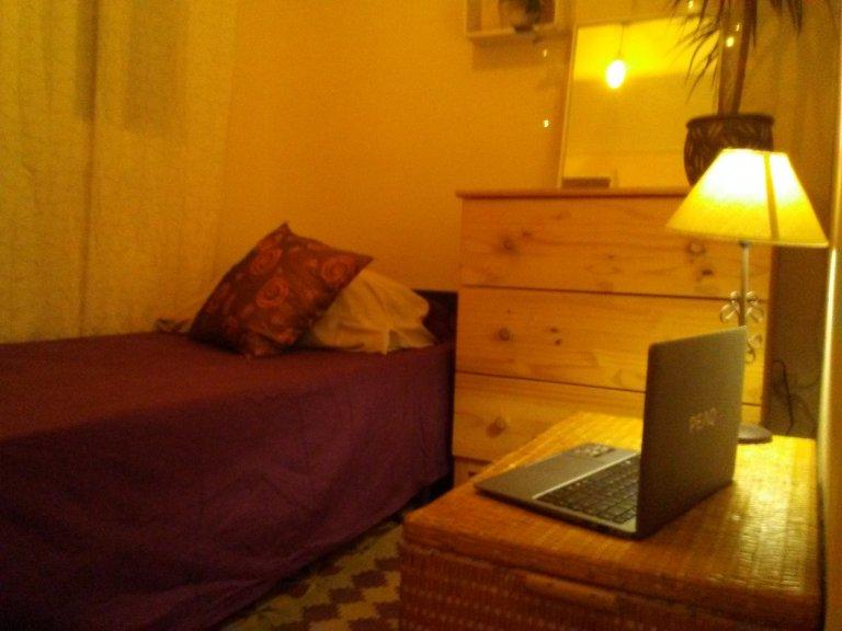 Camera in appartamento condiviso a Barcellona