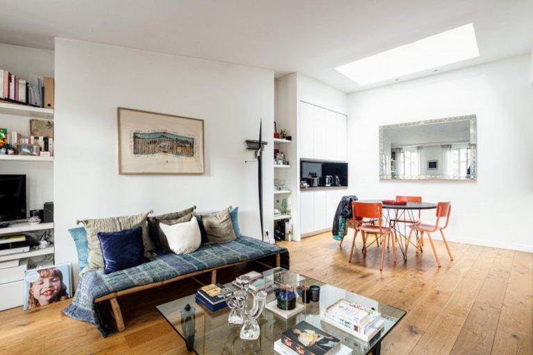 Appartement 2 chambres à louer dans le centre de Paris