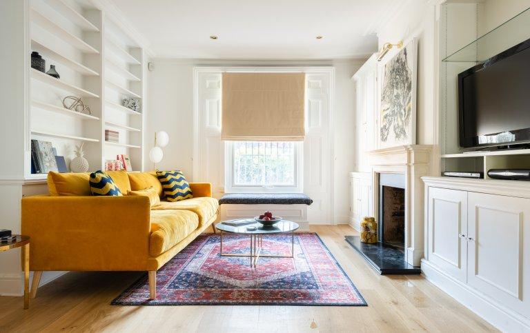 Große 4-Zimmer-Wohnung zu vermieten in Fulham, London