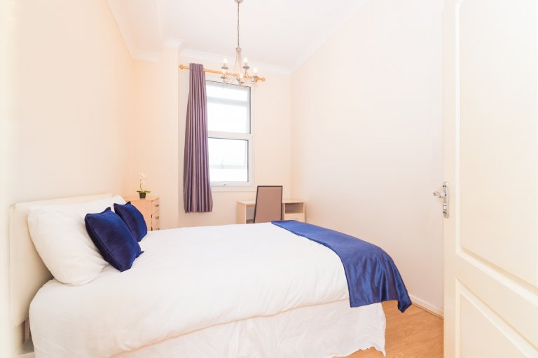 Sonniges Zimmer, Apartment mit 3 Schlafzimmern, City of Westminster, London