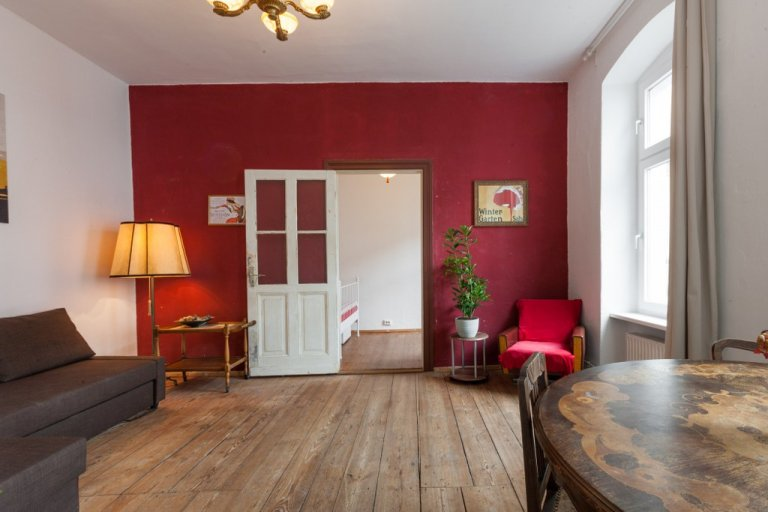 Lovely 1-bedroom apartment for rent, Friedrichshain, Berlin
