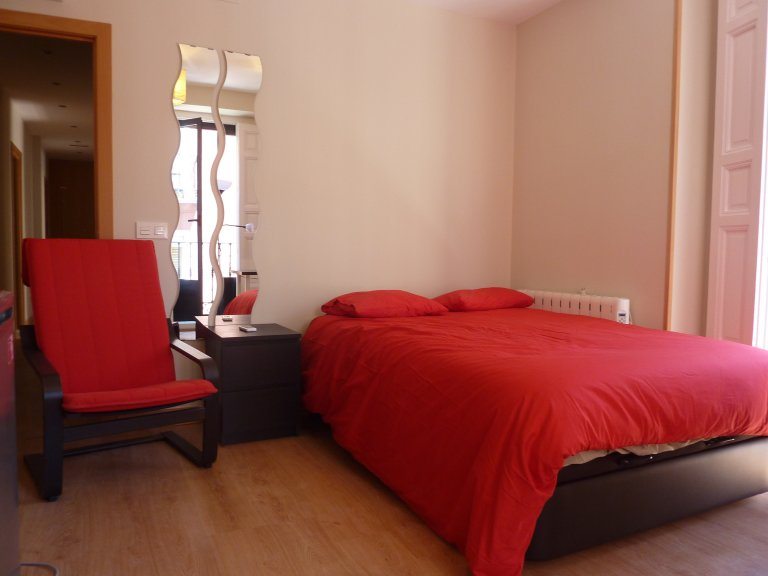 Room to rent in shared apartment in Malasaña, Madrid