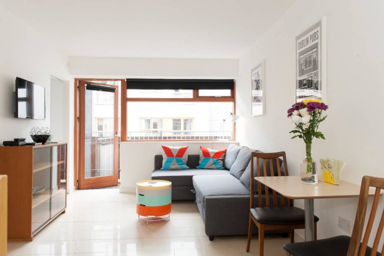 1-bedroom flat to rent in Temple Bar, Dublin