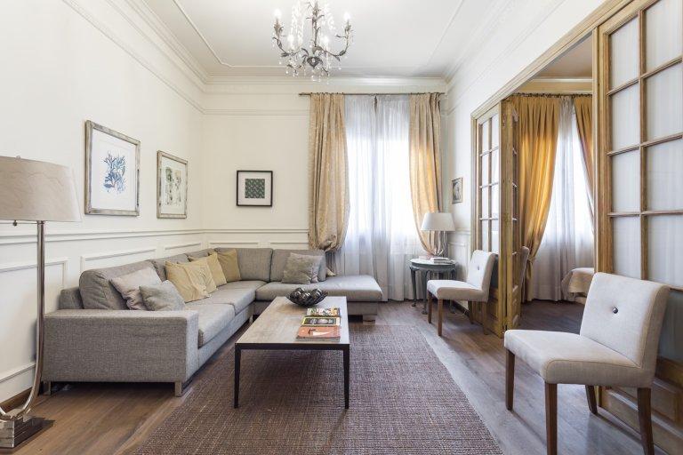 3-Zimmer-Wohnung zur Miete in El Born, Barcelona
