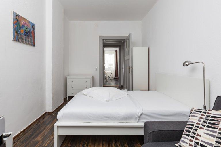 Appartamento con 1 camera da letto in affitto a Friedrichshain
