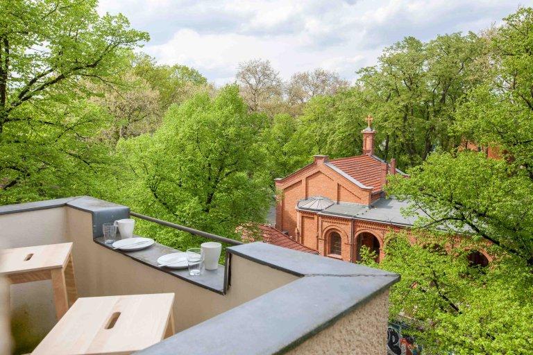 Apartamento de 2 quartos para alugar em Neukölln, Berlim