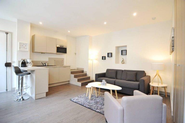 Piękne 1-pokojowe mieszkanie do wynajęcia w 2. dzielnicy